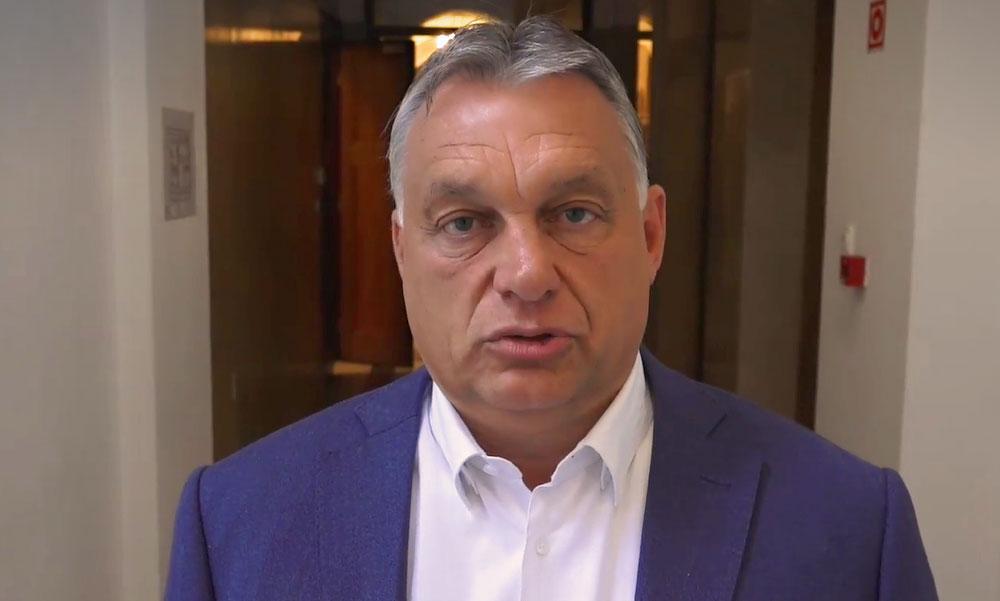Orbán Viktor: állig felfegyverkezve várjuk a vírus második hullámát