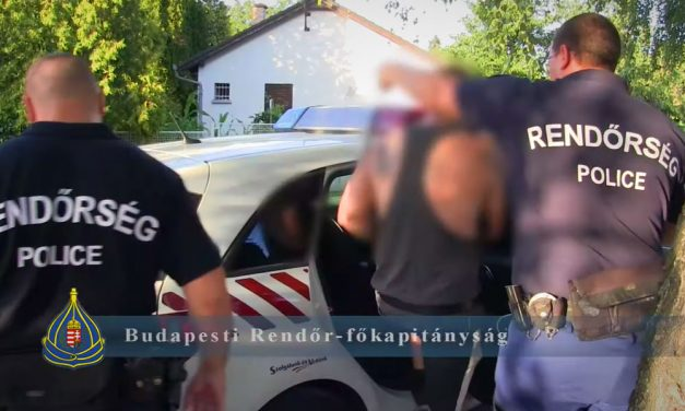 Emberrablás Budapesten: 2 napig kínozták a férfit a mélygarázsban