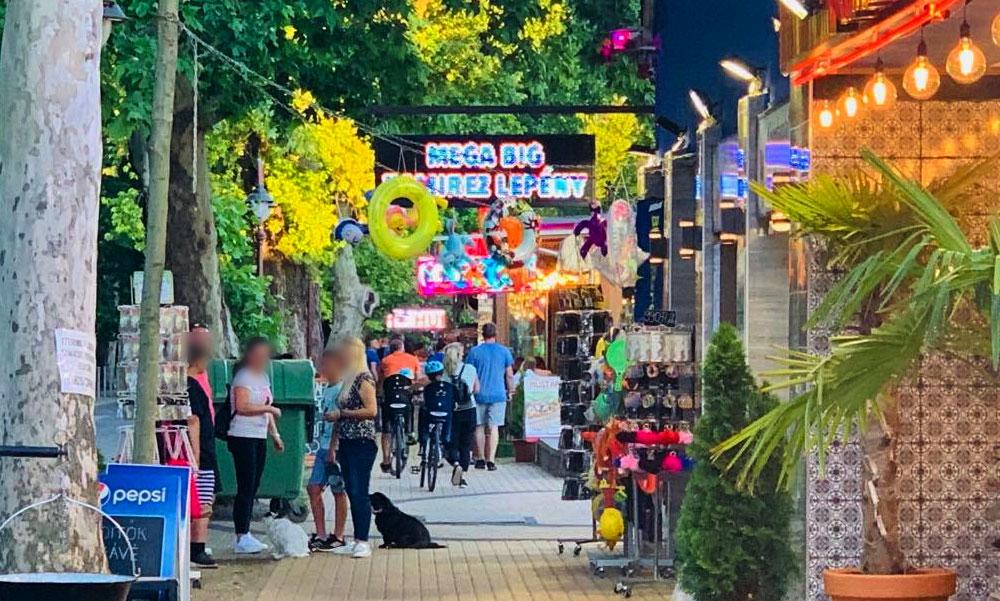 Alkoholfogyasztási tilalmat rendelne el Siófok minden közterületén a polgármester