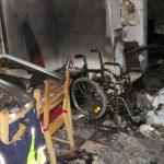 Mozgássérült élettársára gyújtotta a házat, majd elmenekült a helyszínről a mányi nő