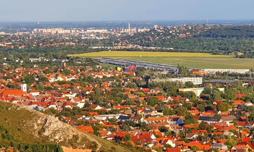Sokkal rosszabb a levegő minősége Budaörsön, mint Budapest belvárosában