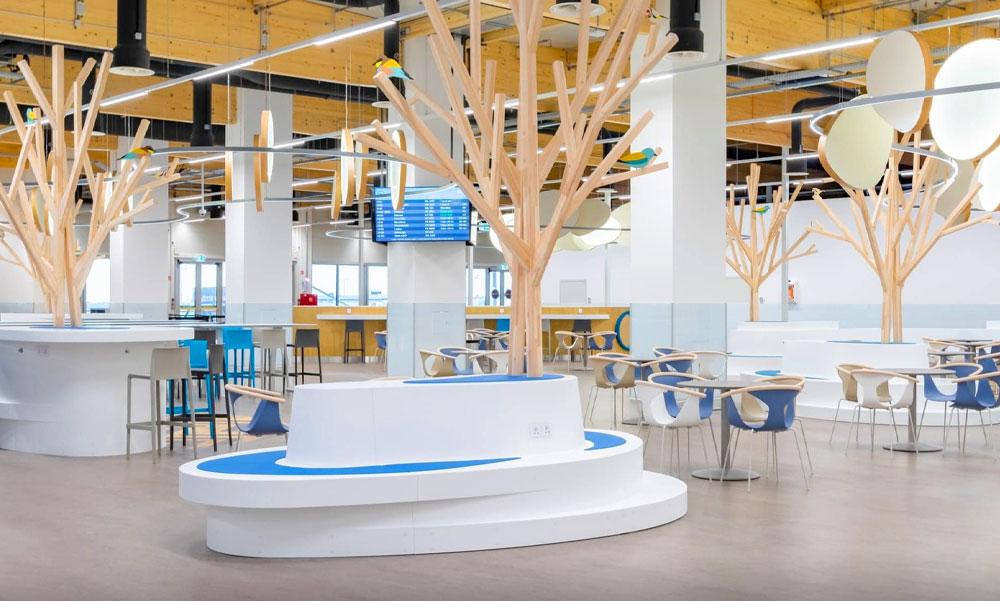 Végre a ferihegyi utaskarám helyett elkészült az új világszínvonalú utascsarnok, ilyen lett (fotók)