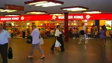 Megszűnik a Burger King a Nyugati pályaudvar aluljárójában