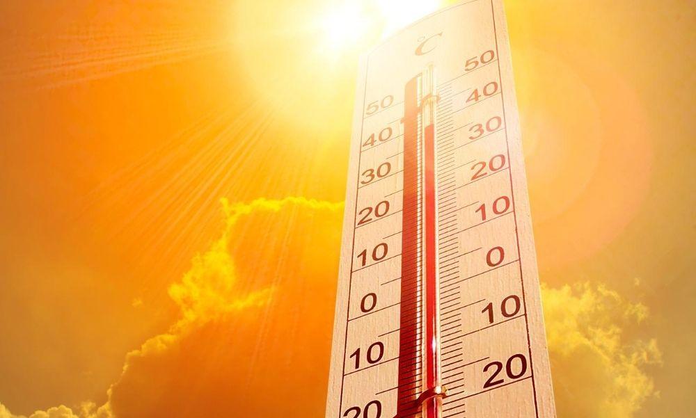 Brutál melegre kell számítani vasárnap, ám ez még nem minden