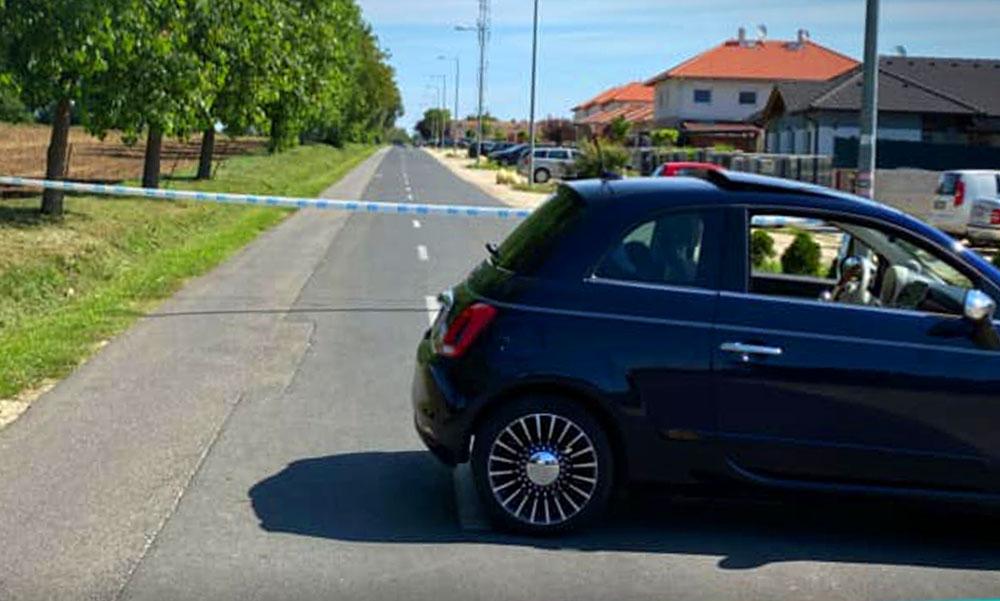 Bombát találtak Gyömrőn: lezárták a környéket