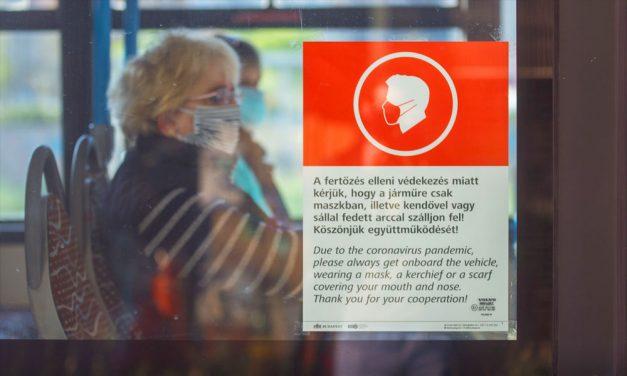 Leszállíthatják a BKK járatairól azokat, akik maszk nélkül utaznak