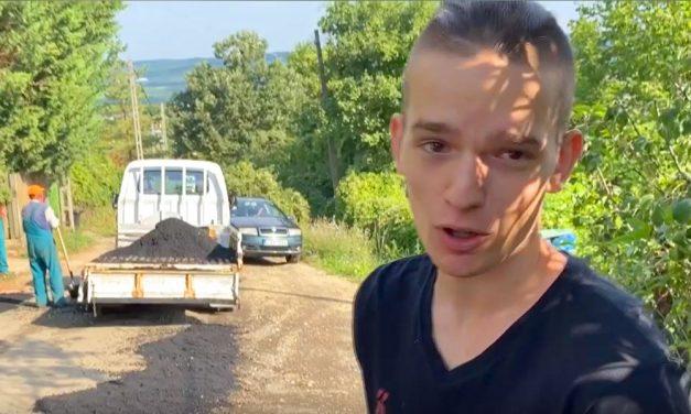 Détár Enikő és Rékasi Károly lázadó fia Zsigmond, segítséget kapott Budakeszin