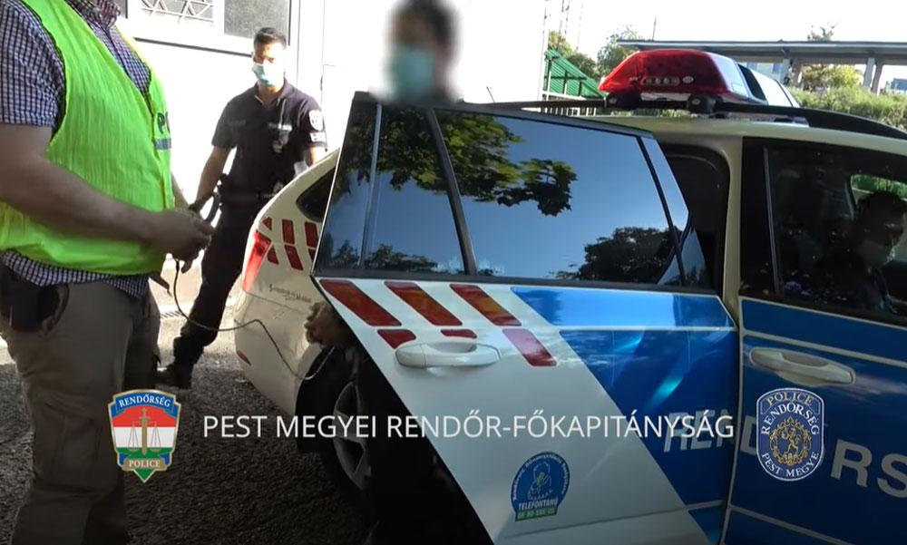 Egy új pszichoaktív droggal kereskedő bűnbandát kapcsoltak le, 4 településen csaptak le a rendőrök
