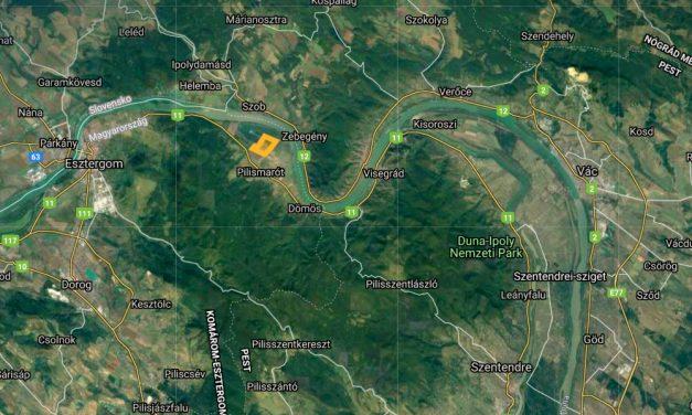 Botrány a Dunakanyarban: népszavazással akarják megakadályozni egy óriási kavicsbánya megnyitását Pilismaróton