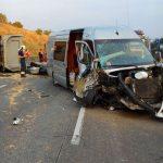 Elborzasztó fotókat kaptunk az M0-áson történt balesetről