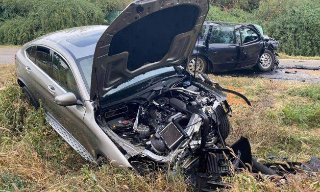 Súlyos baleset Ecseren: újra kellett éleszteni egy másfél éves kislányt