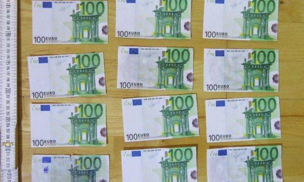 Lakásukon gyártották a hamis pénzeket: egy budapesti benzinkúton bukott le a fiatal pár