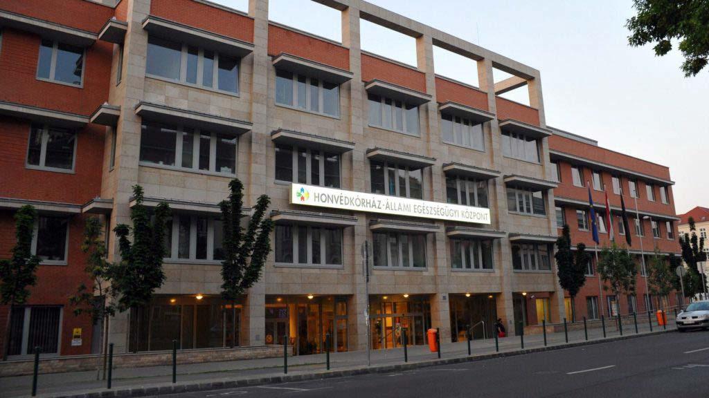 Kigyulladt a Honvéd kórház sürgősségi osztálya: a dolgozók oltották a tűzet