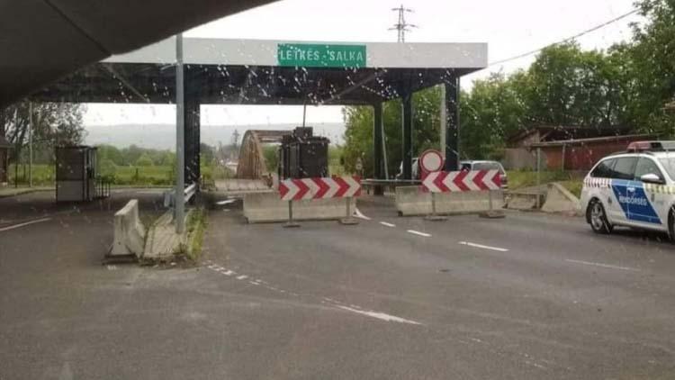 4 órát utaznak munkahelyük és az otthonuk között a határzár miatt a Pest megyei település lakói