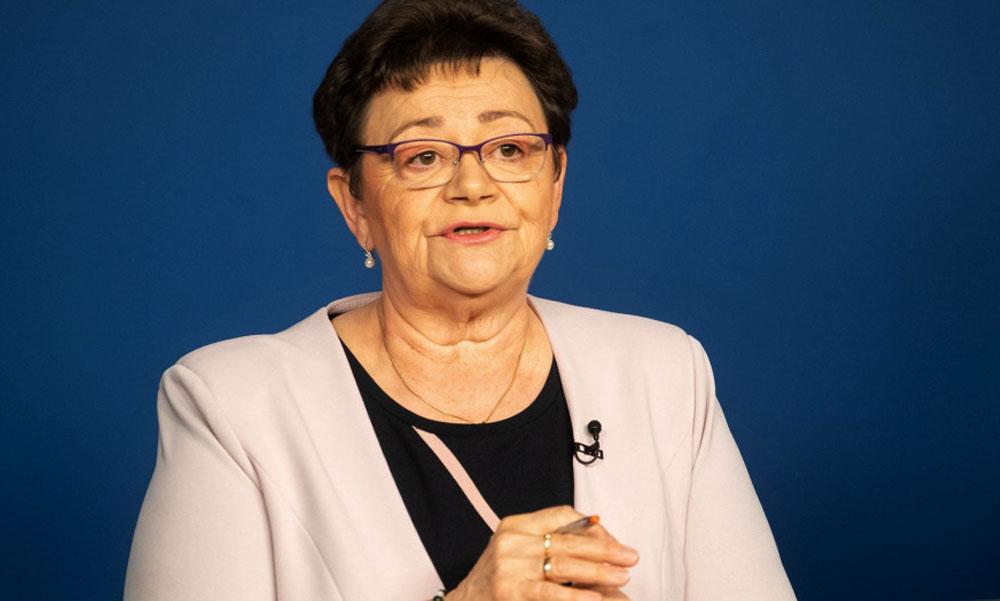 Ezt mondta Müller Cecília az influenza elleni védőoltásról – videó