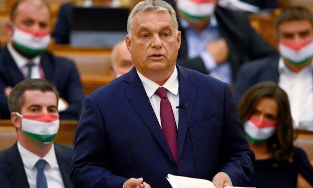 Döbbenetesen sok, 400 ezer koronavírus-fertőzöttel számol Orbán Viktor
