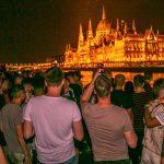Megdöbbentő: kiszámolták, mekkora eséllyel fertőződünk meg egy budapesti tömegrendezvényen