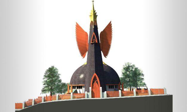 Templomot épít az az alapítvány, amelynek tagja a molesztálási botrányba keveredett 17. kerület volt alpolgármestere