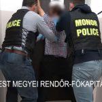 Kapa, bot és kisszék is előkerült a családi balhéban: a TEK fogta el a pilis férfit
