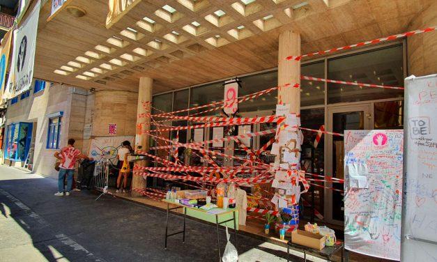 Sztrájk a Színművészetin, alternatív oktatást tervez Vidnyánszky Attila