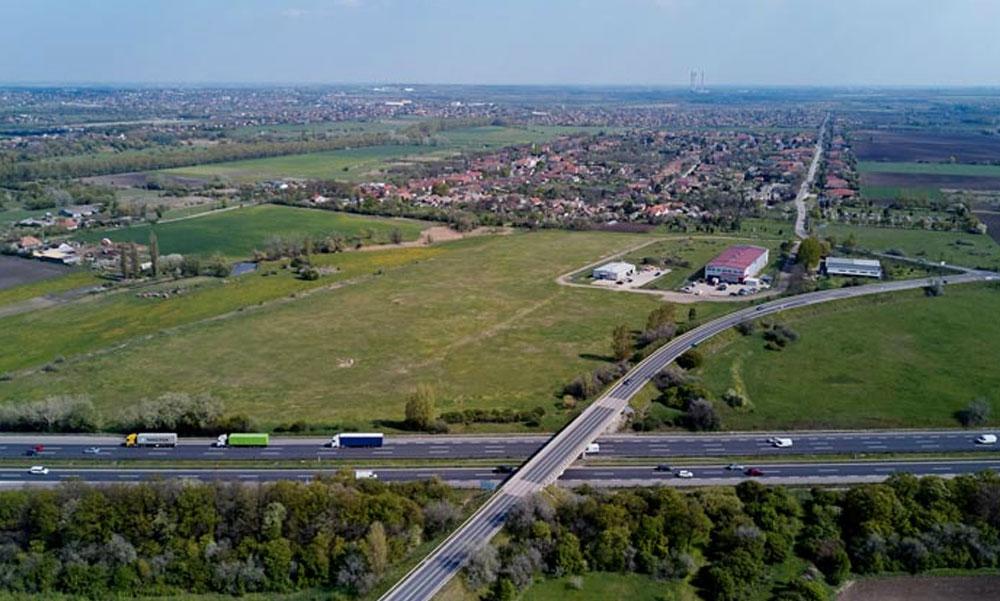 Kiakadtak Tárnokon – a házaktól 50 méterre épülő ipari park miatt duplázódik a kamionforgalom