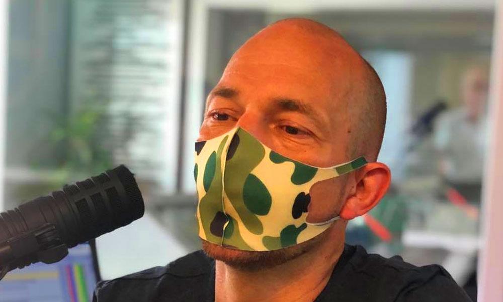 """""""Megmerevedett a testem a láztól"""" – A koronavírus-szenvedésről beszélt a rádiós műsorvezető Vadon Jani"""