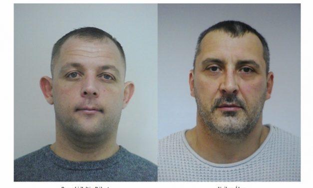 Azonosították az emberrablással gyanúsított banda további tagjait – a két férfi ellen elfogatóparancsot adtak ki – fotó