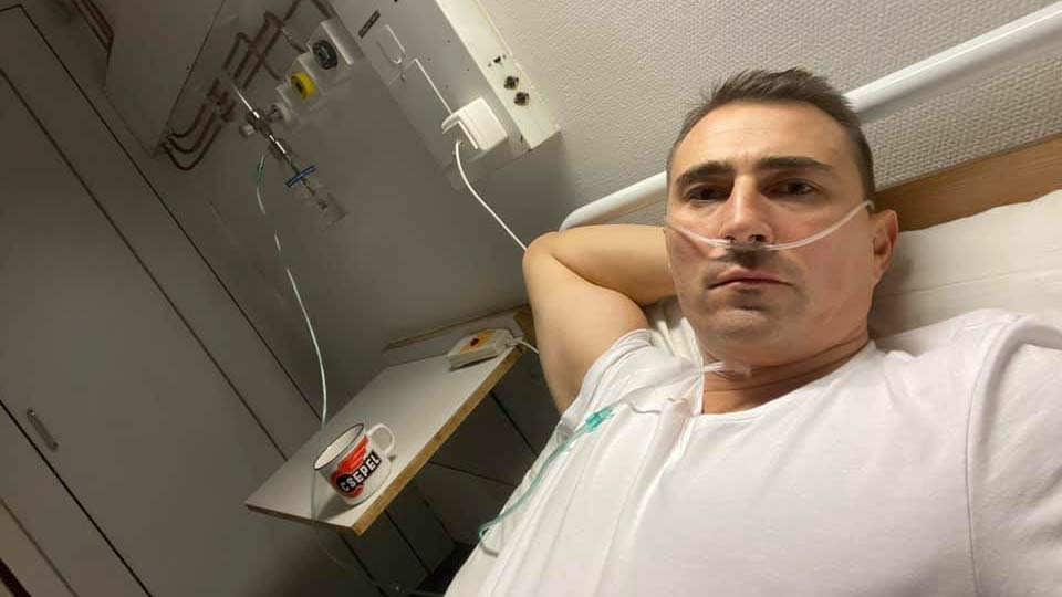 """""""Oxigénnel segítenek, de ezek a napok meghatározóak, hogy javulok-e, és hogyan tovább"""" – kórházban kezelik a koronavírussal fertőződött Csepel polgármesterét"""