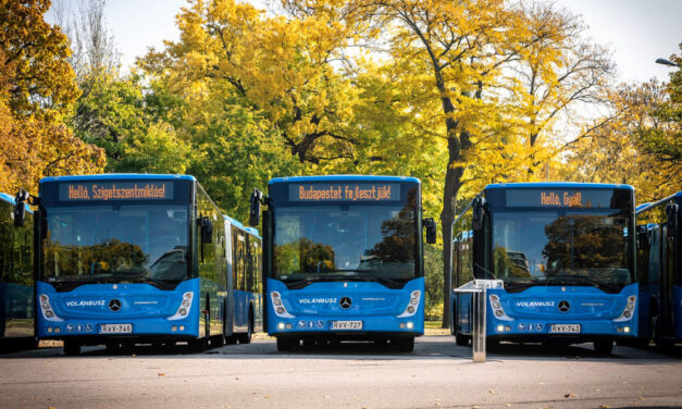 Hatvan új busz áll forgalomba Budapesten és környékén, BKK bérlettel is lehet rajtuk utazni
