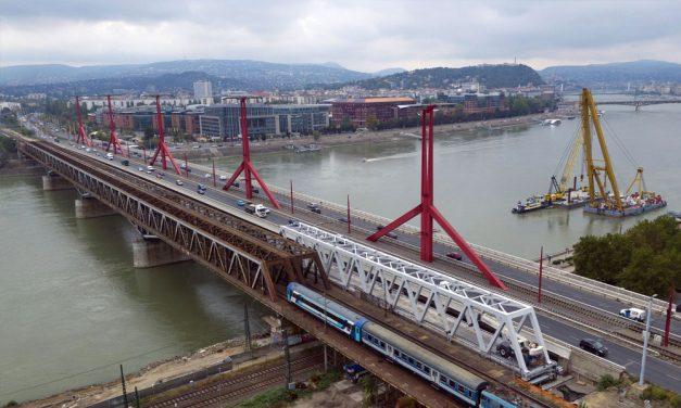 Kiemelt közérdekű beruházássá nyilvánította a kormány a Déli Körvasút fejlesztését