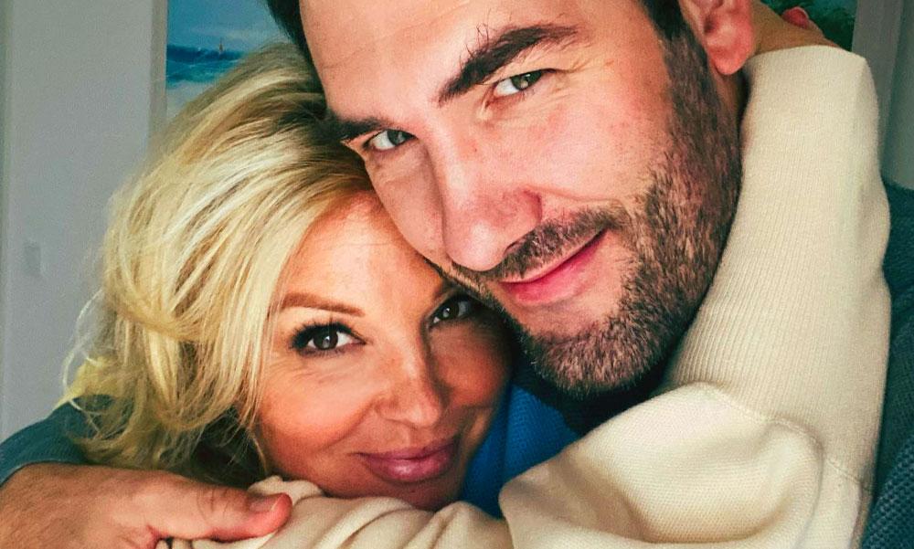 """""""A férjemet egy szirénázó mentő vitte el"""" – koronavírus miatt intenzív osztályra került Liptai Claudia férje"""