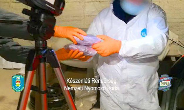 Jó fülest kaptak a rendőrök, Zuglóban csaptak le a kábítószer csempészre