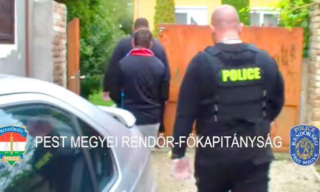 Bűnös románc Érden: A 35 éves férfi teljesen behálózta a 11 éves kislányt, bilincs lett a vége