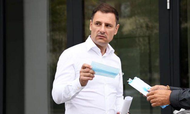Koronavírusos lett Tuzson Bence fideszes országgyűlési képviselő, már tünetei is vannak