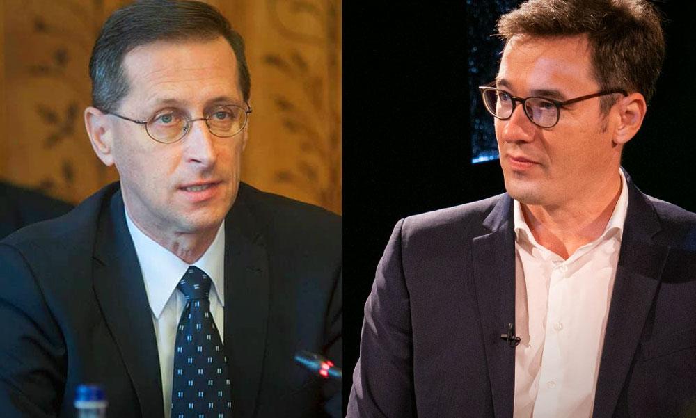 Egymásnak ment a pénzügyminiszter és a főpolgármester, Budapest kasszája a tét