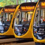 BKK: újabb CAF-villamos állt forgalomba, eközben a trolik is fejlődnek