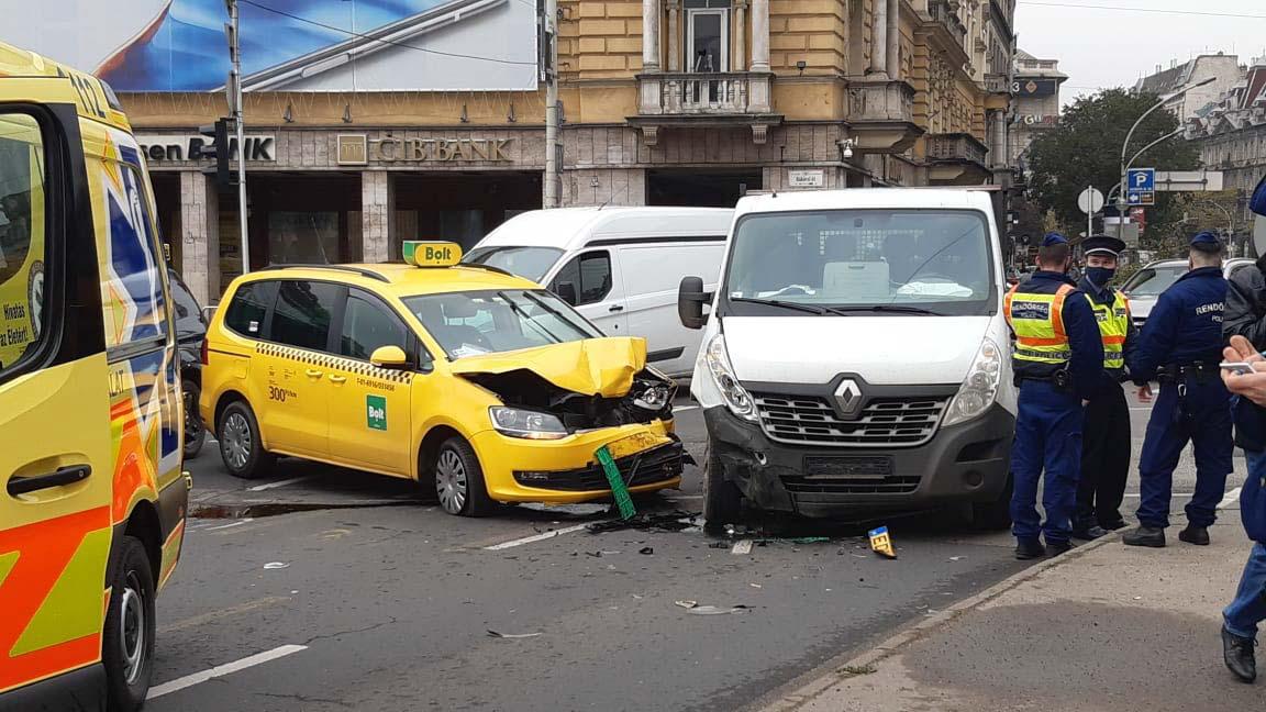 parazita taxi)