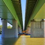 Csúnyán elfuserálták az M0-ás hárosi hídját, milliárdokért újították fel, mégis egy éve a híd miatt szív Budapest és környéke