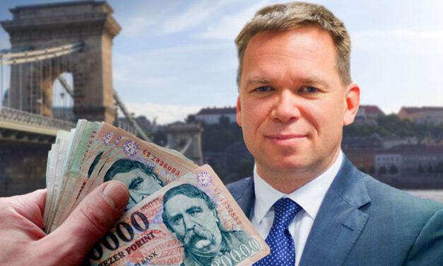 Budapest pénzét számolgatja Fürjes Balázs államtitkár, szerinte miniszterelnöknek készül Karácsony Gergely