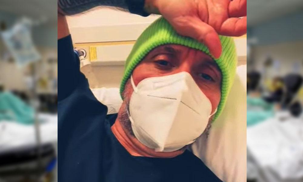 Kórházba került Majka, a koronavírus miatt elváltozásokat találtak a tüdején, közben a felesége is beteg lett