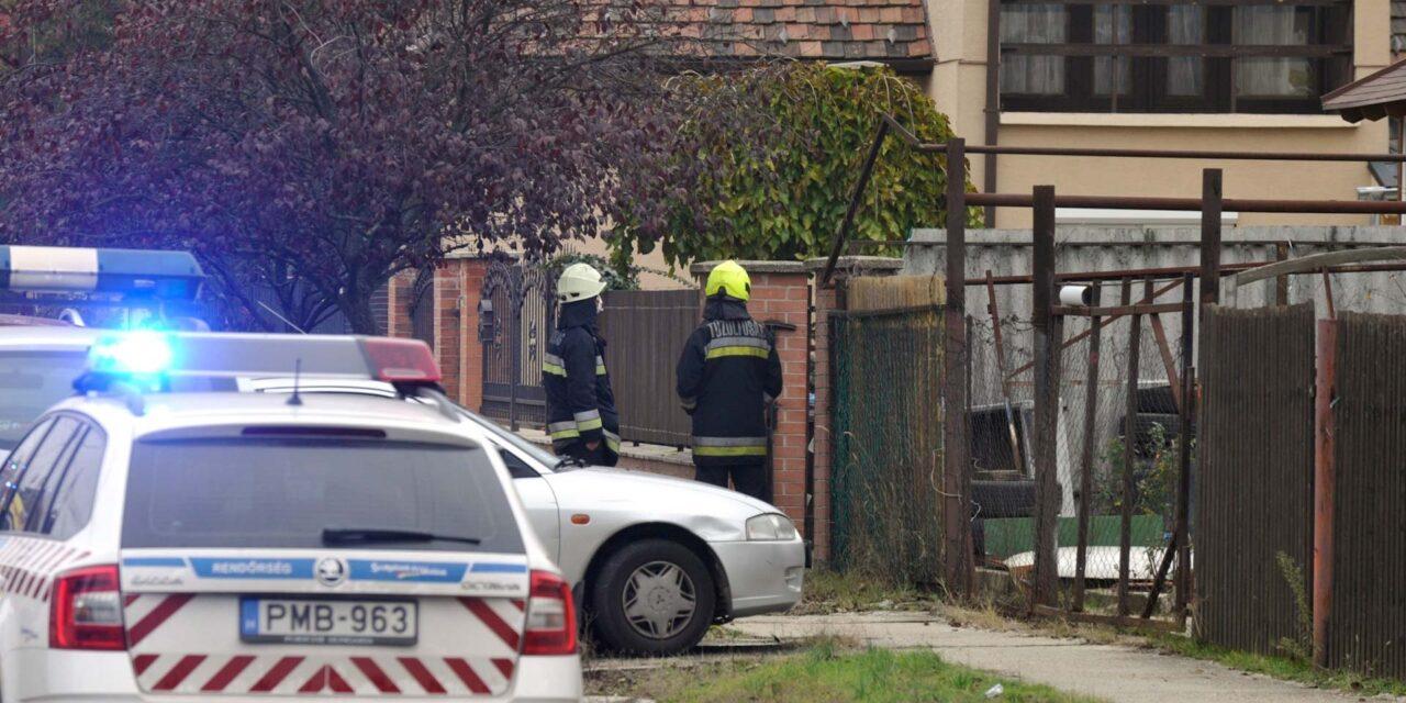 Szén-monoxid-mérgezést kapott egy család: 4 ember vittek a kórházba a mentők