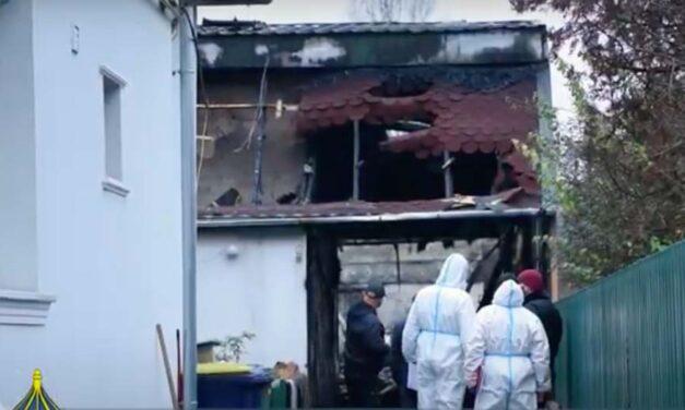 Rágyújthatták a házukat a 15. kerületi házaspárra, csak a 12 éves unoka élte túl a lakástűzet, akit a tűzoltók a tetőről hoztak le