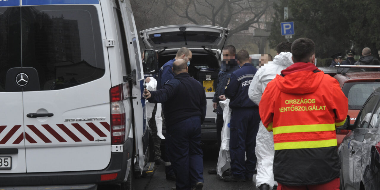 """""""Még nincs túl a nehezén"""" – megszólalt a rendőrség a megkéselt őrmester állapotáról, az orvosok több mint 24 órája küzdenek a fiatal férfi életéért"""
