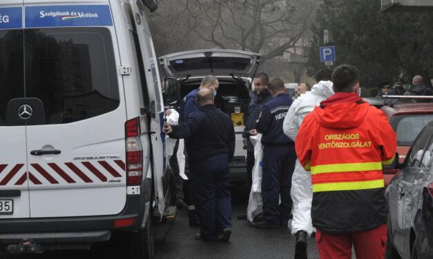 """""""Péter nem volt rossz ember"""" – megszólalt a rendőrökre támadó újpesti férfi özvegye, M. Péter drog hatása alatt lehetett szenteste reggelén"""
