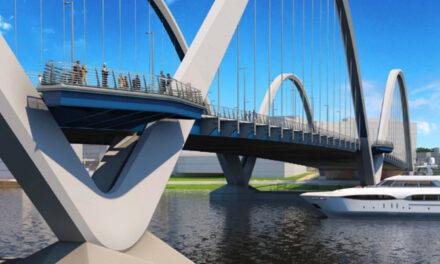 Beindul az Aquincumi híd előkészítése, egy új 5 km-es autóút is épül a városban, térképen mutatjuk a tervezett nyomvonalat