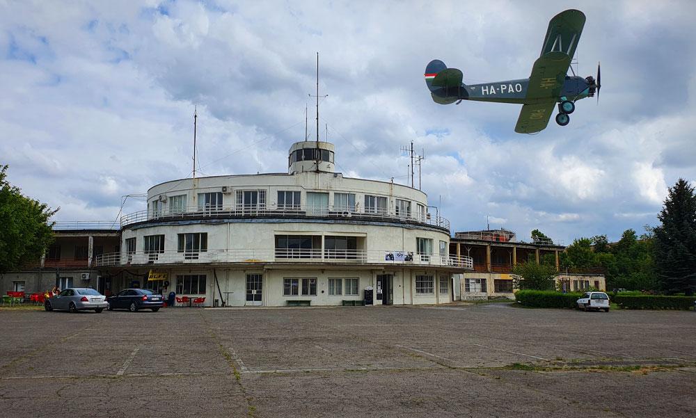 A Budaörsi Repülőtér is a turisztikai ügynökséghez került