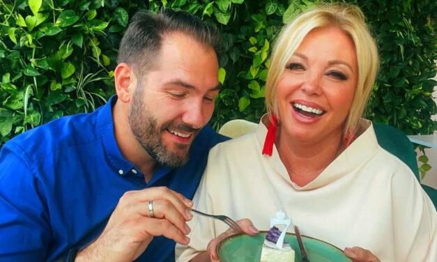 Liptai Claudia férje, Pataki Ádám cukrászmester rangos díjat vett át Érden