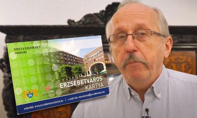 Furcsa levelet kaptunk a Niedermüller Péter polgármester nevét használó kártyás cégtől