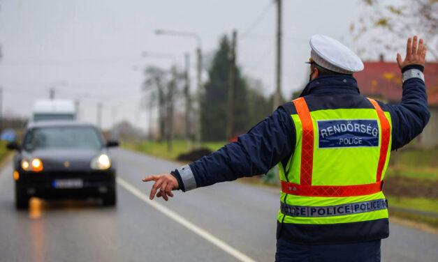 Forradalmi változás a rendőri igazoltatásnál, nemsokára senki sem kéri el a jogosítványod