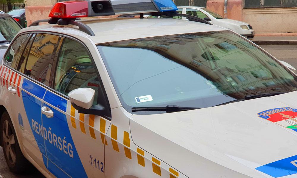 Tragédia: kizuhant egy férfi a harmadik emeletről a budapesti Wesselényi utcában